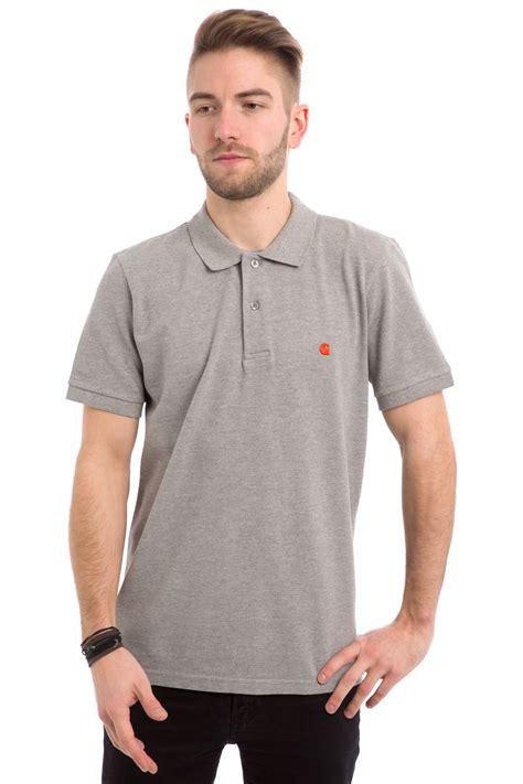 Kemeja Pria Branded Polo Club Original Slim Fit Mre010 carhartt slim fit polo shirt grey florida buy at