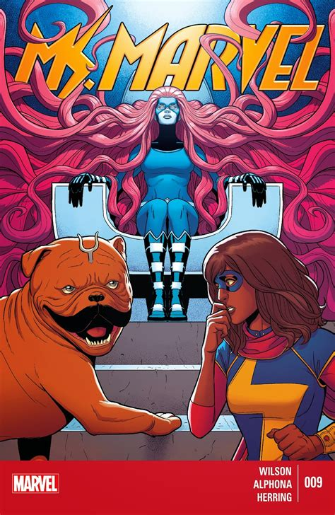ms marvel vol 8 mecca ms marvel 9 fangirls are we