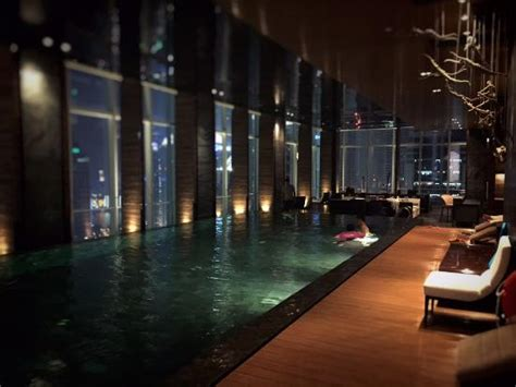 infinity pool shanghai infinity pool picture of four seasons shanghai pudong