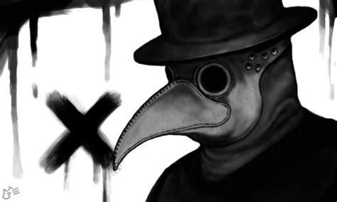 medico de la peste negra