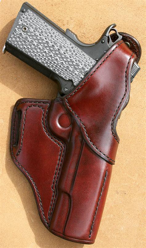 leather gun holster brigade holsters m 1 hoplon professional holster