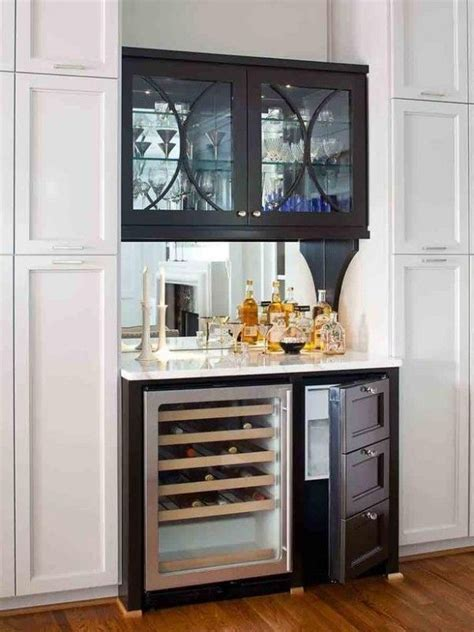 bar cabinet  wine fridge foter small bars  home