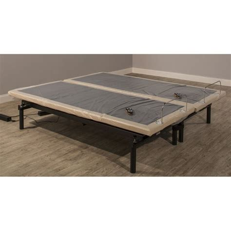 Hillsdale Bed Frame Hillsdale Wall Hugger Split California King Adjustable Bed