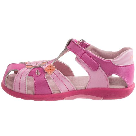 infant sandals stride rite hazel sandals for infant 9262r save 59