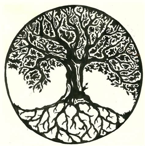 tree symbols 17 best ideas about celtic tree tattoos on pinterest