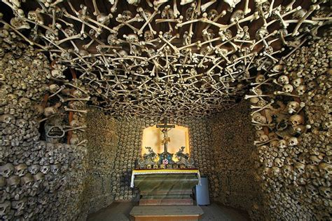 6 Creepy Churches Made of Bones   Inhabitat   Green Design