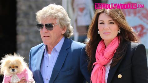 does lisa vanderpump have extens lisa vanderpump ken todd have lunch at the ivy with