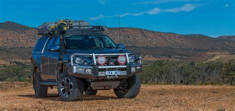Towing Arb Hilux arb 4 215 4 accessories tow bars rear protection wheel