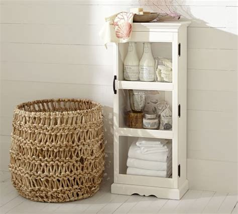 Franklin Floor Cabinet Pottery Barn Pottery Barn Bathroom Storage