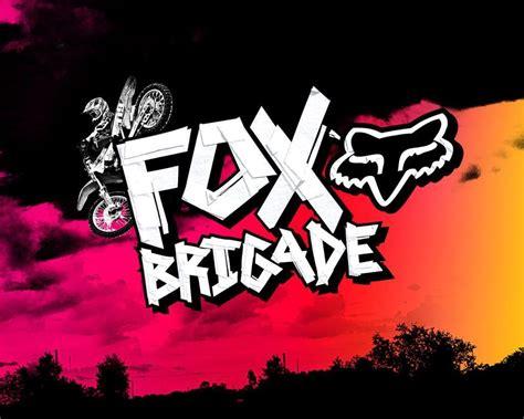 fox motocross wallpaper fox racing logo wallpapers wallpaper cave