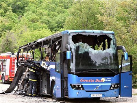 autobus kod plomina izgorio zbog kvara na instalacijama tportal