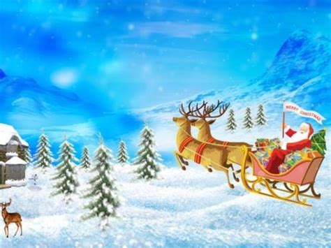 christmas wallpaper that moves moving christmas wallpaper wallpapers9