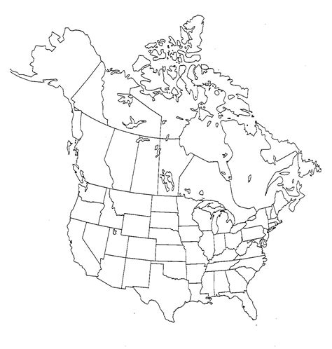 usa and canada map us and canada