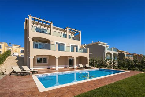 4 bedroom villas in portugal new detached 4 bedroom villa in golf resort best homes