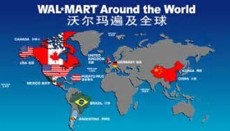 Walmart World Map by Wal Mart Around The World Skyscrapercity