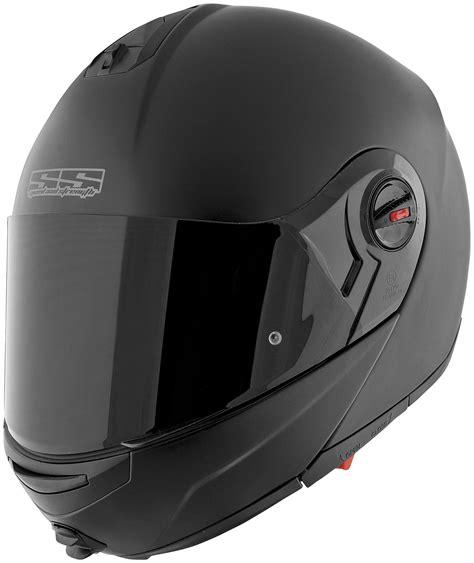matte motorcycle helmet speed strength lock load ss1700 modular motorcycle