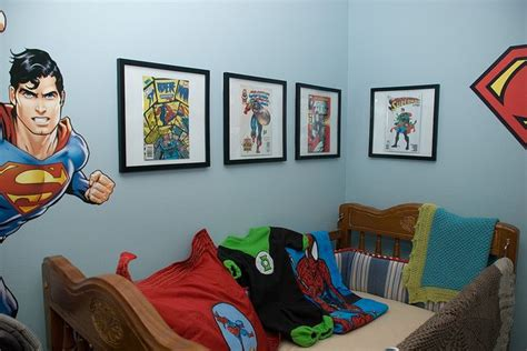 superhero decor for bedroom 35 best images about vintage superhero on pinterest