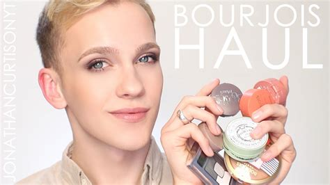 Makeup Bourjois makeup haul tutorial bourjois makeup