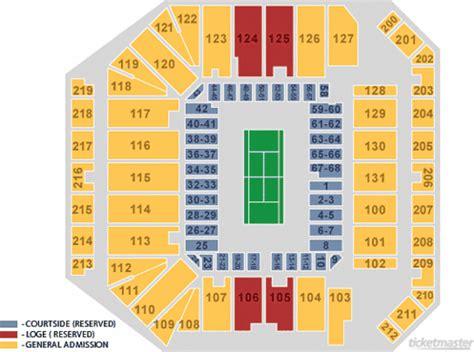 Louis Armstrong Stadium Seating Chart 2017 Brokeasshome Com