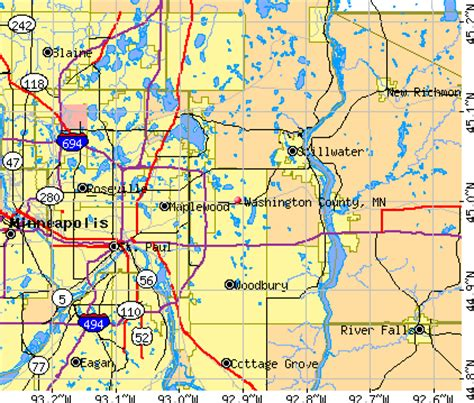 Washington County Mn Property Records Washington County Minnesota Detailed Profile Houses