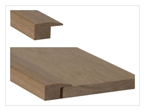 oak l section solid oak 20mm l section architectural joinery