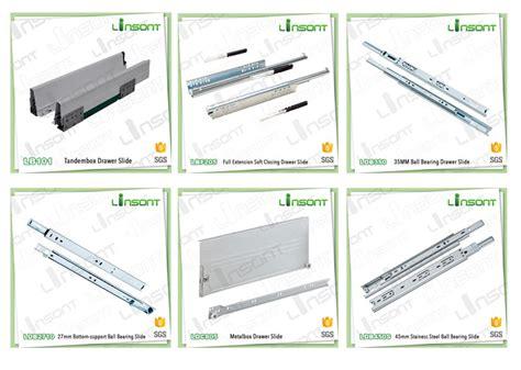drawer track roller left replacement drawer slides for dresser drawer rear track
