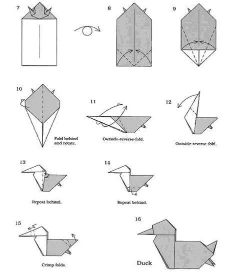Origami Rmis - free coloring pages origami diagrams 28 images free