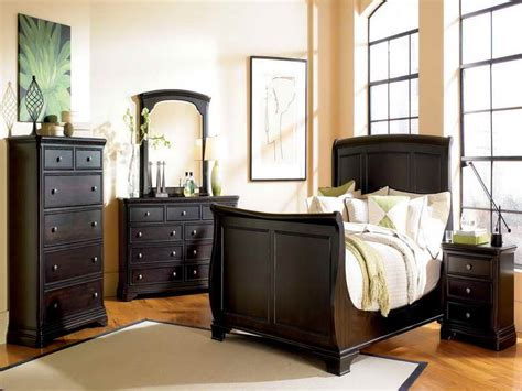 dark wood bedroom sets 25 dark wood bedroom furniture decorating ideas