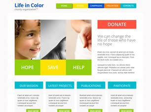 Free Charity Website Templates 20 Free Css Free Website Templates For Charity Organization