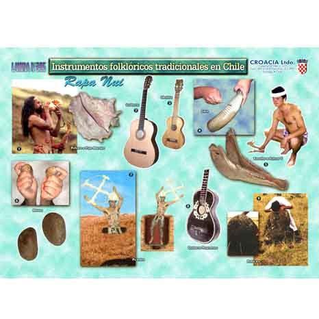 imagenes instrumentos musicales rapa nui musigraf