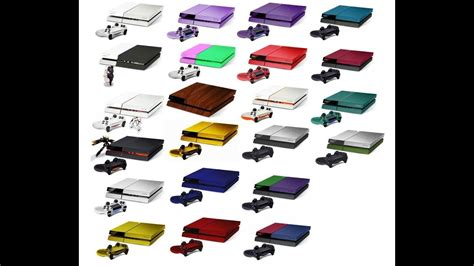 ps4 color ps4 in 23 different colors