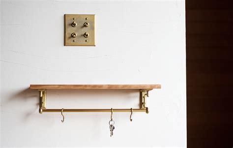 Minimal Shelf Brackets by Journal Nalata Nalata