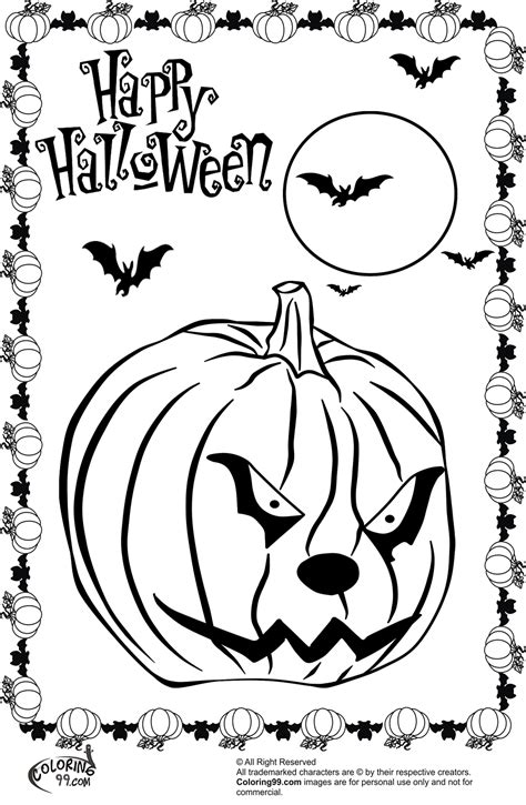scary cat coloring page scary halloween pumpkin coloring pages team colors