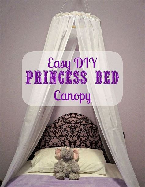 diy bed canopy diy over the bed canopy do it yourself pinterest