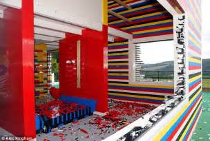 lego house knocked after no one came forward to save