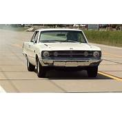 Test Driving 1968 Dodge Dart GTS 340 V8 Mopar Muscle Car