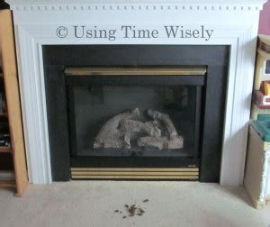 How To Clean Gas Fireplace by Cleaning Our Gas Fireplace