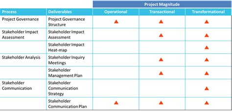Right Sizing Project Management Darby Consulting Project Sizing Template