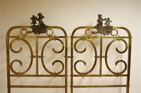 brass beds for sale 19th century pair of brass beds for sale at 1stdibs