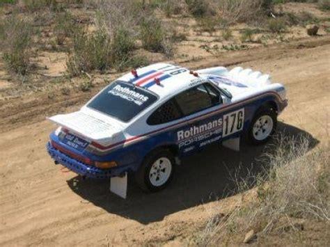 rothmans porsche rally i know its not a 944 off road porsche rennlist