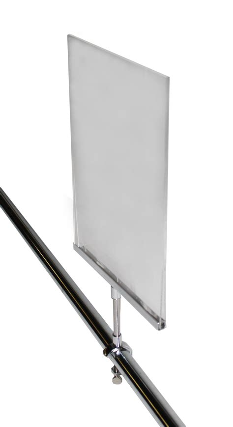 Sign Holder A4 1 acrylic a4 sign holder with g cl absoe