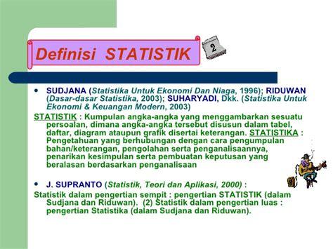 Statistika Untuk Ekonomi Dan Keuangan Modern Jilid I statistika presentasi to mahasiswa lpkia