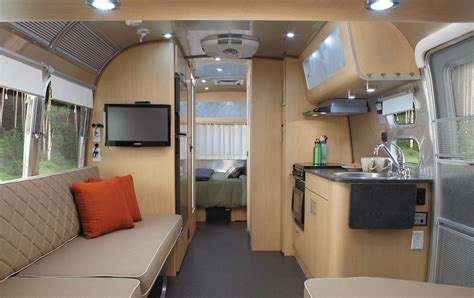 Eddie Bauer Airstream   interior view   Travel trailers   Pinterest
