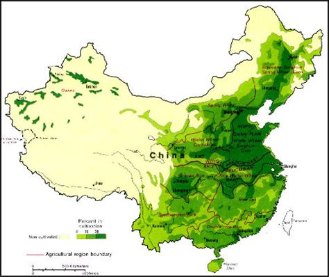 AGRICULTURE IN CHINA: CHALLENGES, SHORTAGES, IMPORTS AND AND ORGANIC FARMING Facts and Details