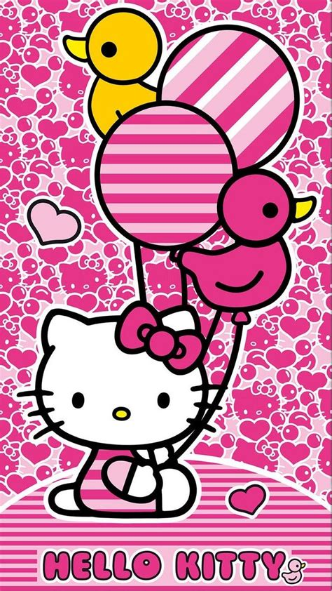 hello kitty town wallpaper 1467 best fondos iphone images on pinterest