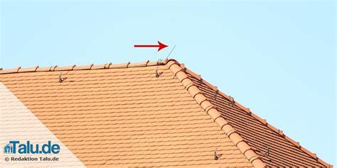 blitzableiter haus kosten kosten f 252 r blitzableiter auf dem dach preise f 252 r