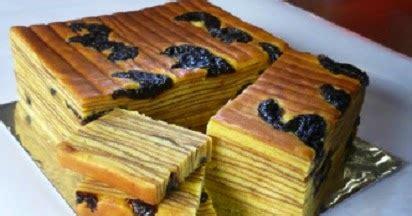 Resep Favorit Ny Liem Lapis Legit resep cara membuat lapis legit prunes