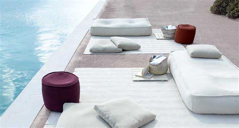 Chaise Sofa Lounge Float Paola Lenti