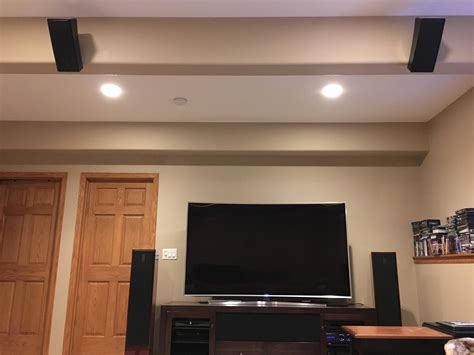 Would Martin Logan Motion 2 Or 4 S Work Well As Atmos