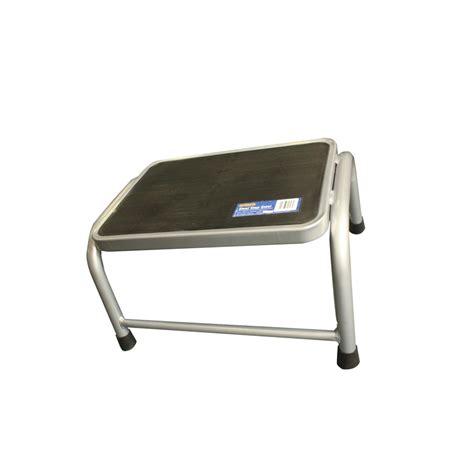 one step stool bunnings syneco step stool steel 150kg bunnings warehouse